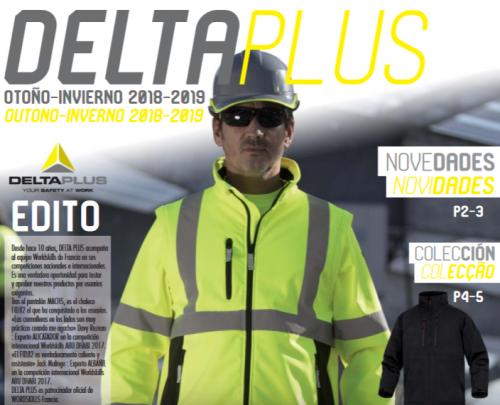 Deltaplus Frío 2017