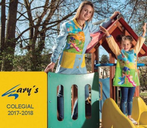 Gary's Colegial 2017-2018