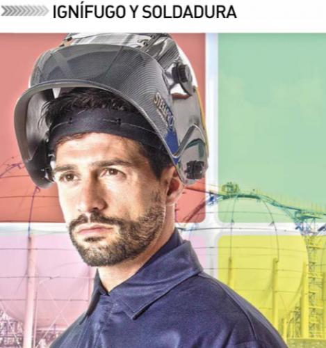 Ignífugo y Soldadura Marca 2018
