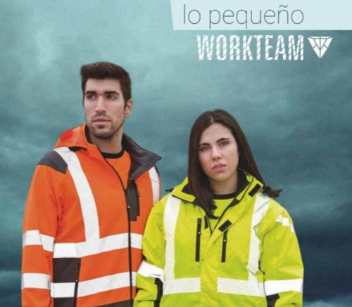 Lo Más Pequeño Workteam