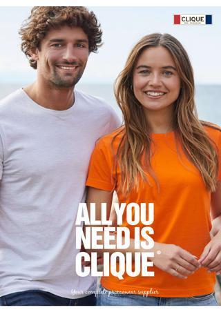 Clique Camisetas y Polos 2021