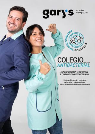 Garys Colegial Antibacteriano 2020