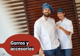 Garys Gorros Hostelería y Cocina 2020