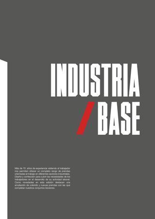 Industria Base Velilla 2020 - 2021