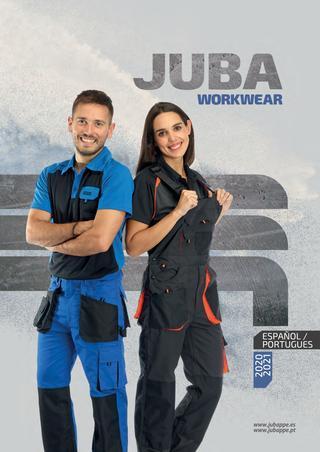 Juba Workwear 2020-2021