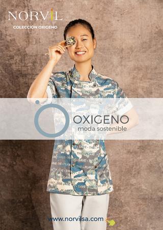 Norvil 2020 Catálogo Oxígeno