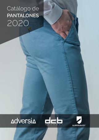 Pantalones 2020 Adv-Dcb-Eur