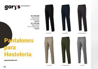 Pantalones Servicios Garys 2020