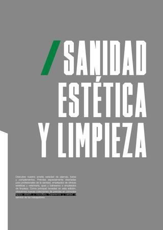 Sanidad Estética y Limpieza Velilla 2020 - 2021