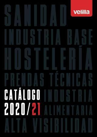 Velilla Nuevo Catálogo 2020 - 2021