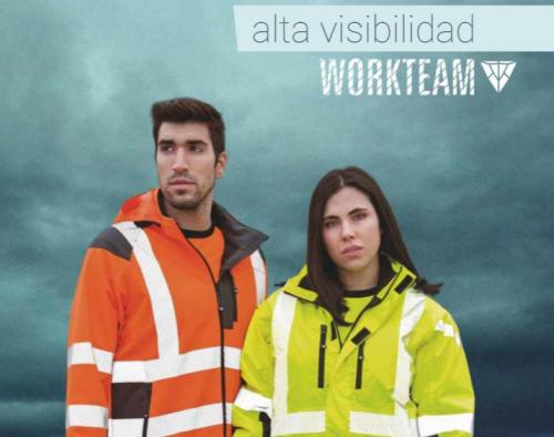 Workteam Alta Visibilidad 2019