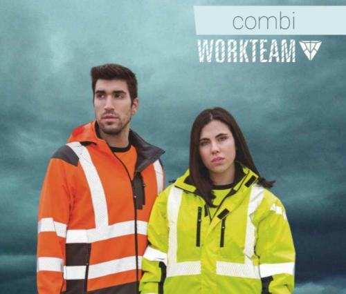 Workteam Combi 2019